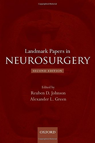 Landmark Papers in Neurosurgery