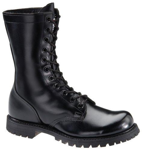 Corcoran Men's 10 Inch Plain Toe Boot-M, Black, 10 M -