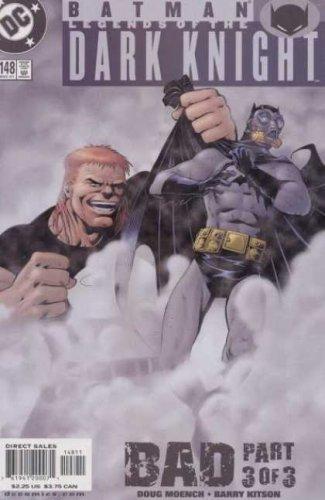 Read Online Batman: Legends of the Dark Knight, Dec 2001 (BAD Part 3 of 3, #148) pdf epub