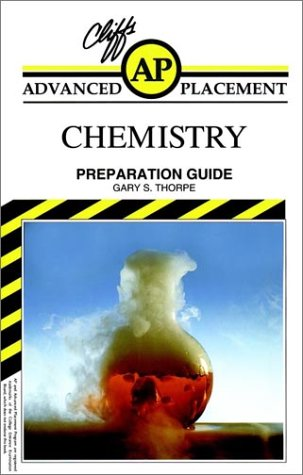 CliffsAP Chemistry Examination Preparation Guide