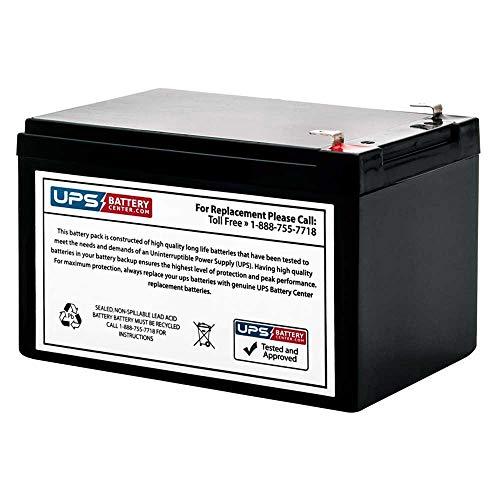 APC Smart-UPS SC 620VA SC620 UPSBatteryCenter Compatible Replacement Battery from UPS Battery Center