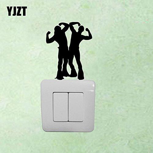 Young Bucks Bullet Club Fashion Bedroom Vinyl Wall Decal Switch Sticker  Decor 7dd7680c13601