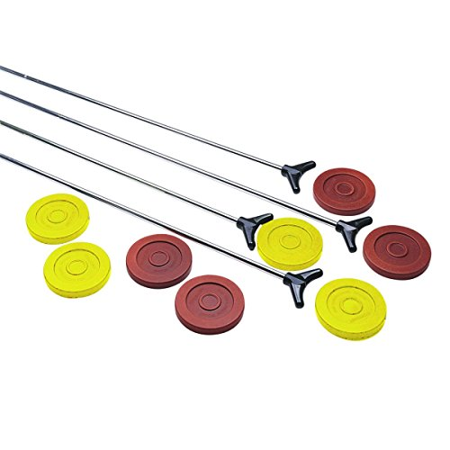MARTIN SPORTS ALUMINUM SHUFFLEBOARD SET (Equipment Shuffleboard)