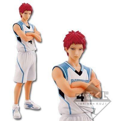Most lottery Kuroko's Basketball Yangquan & amp; Other schools B Award Akashi TadashiJuro figure all one by Banpresto