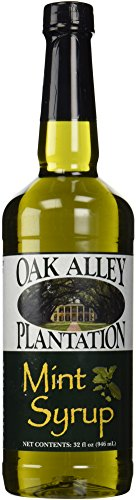 Oak Alley Plantation Mint Syrup (Kentucky Oaks Derby)