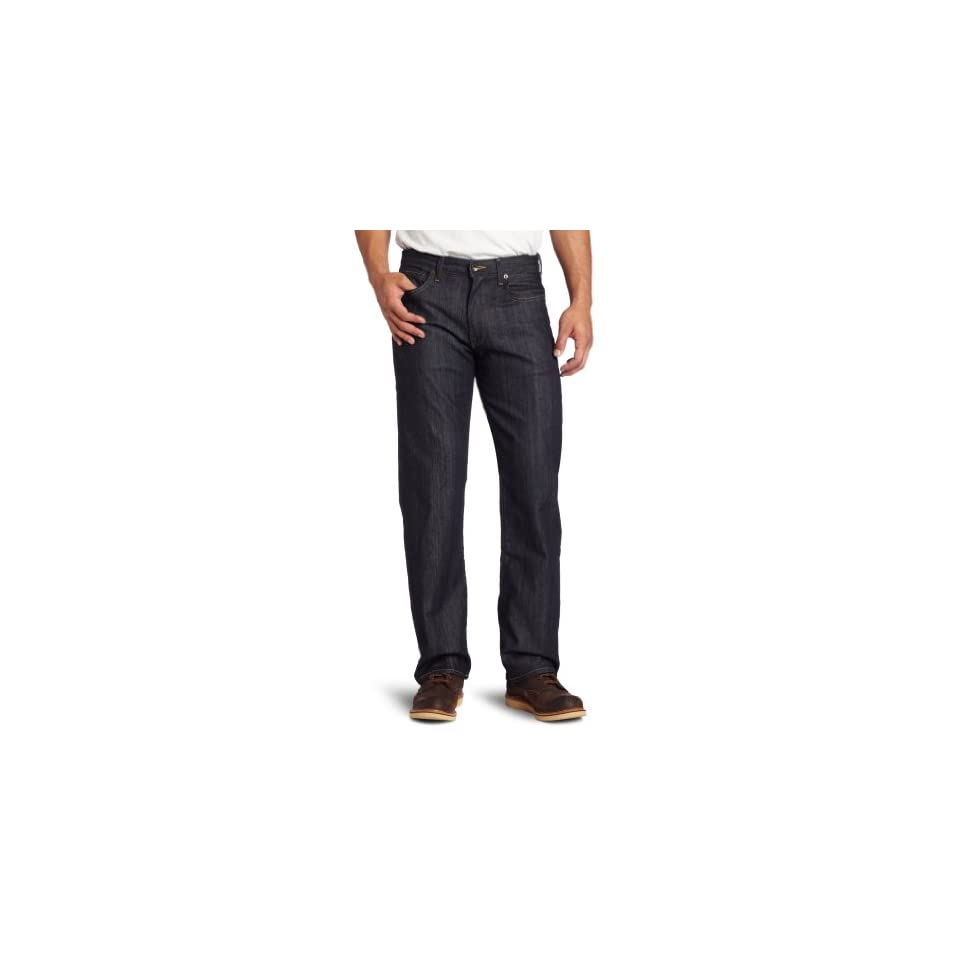 Lucky Brand Mens 361 Vintage Straight Leg Jean in Rinse
