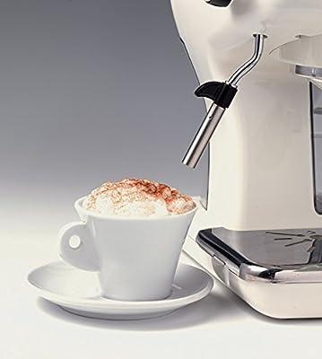 Siebträgermaschinen bis 200 Euro: Ariete 1389 Vintage Espressomaschinemaschine