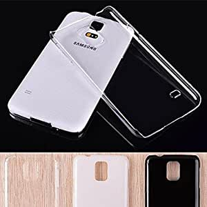 QYF BIG D Ultra Thin PC Back Cover for Samsung Galaxy S5 I9600(Assorted Color) , White