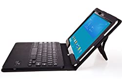 Bear Motion ® Premium Folio Case With Detachable Bluetooth Keyboard For Galaxy Tab Pro 10.1