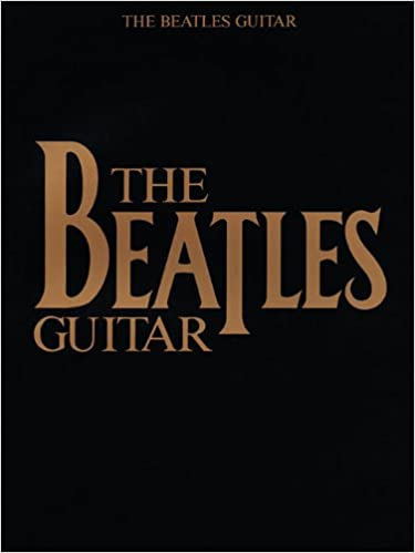 The Beatles Guitar Tablature Amazon The Beatles Books