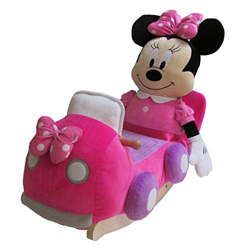 Disney Minnie Mouse Rocker by Disney