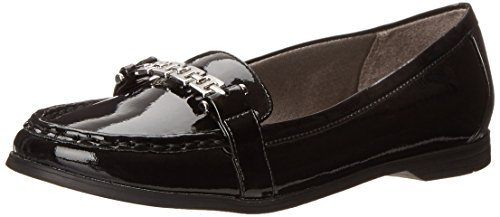 LifeStride Women's Abella Flat, Black, 6 M US