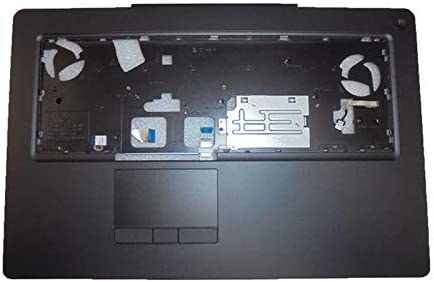 Laptop Palmrest for DELL Precision M6800 P30F Black Without touchpad AP0W2000500 0C2FRX C2FRX Upper case New and Original
