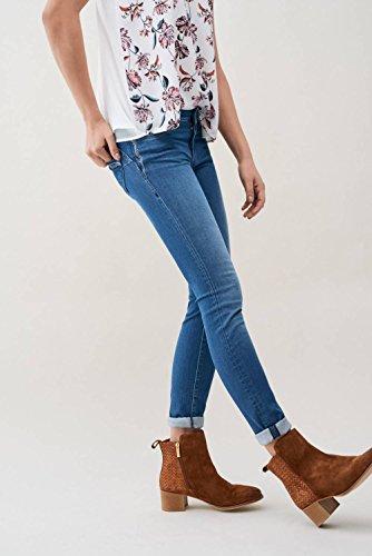 Jeans Wonder Salsa Slim Brillantini Azzuro Di Con Dettaglio RZgwzAq7