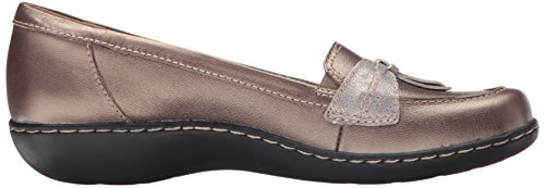 Clarks Vrouwen Ashland Bubble Slip-on Metallic