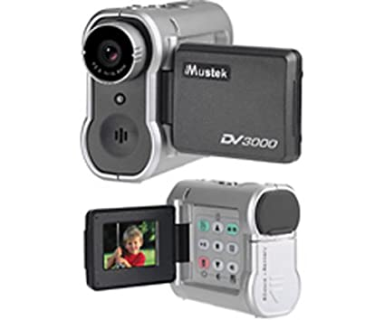 amazon com mustek dv3000 multi function digital video camera w 1 5 rh amazon com