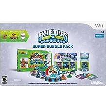 Skylanders SWAP Force Super Bundle Pack For Nintendo Wii