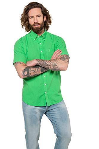 chemise homme verte