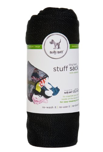 Dog Duvet Bed (molly mutt stuff sack, medium/large)