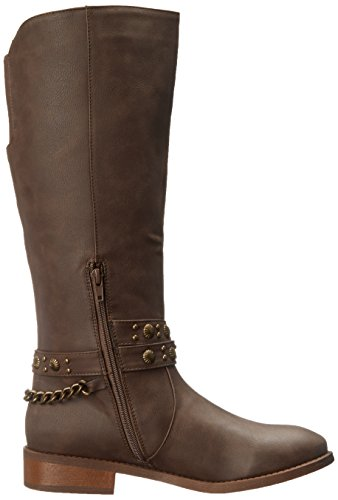 Boot Brown Roper Women's Western Tied n7xwqq6TSY