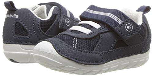 Pictures of Stride RiteUnisex Kids' Soft Motion Jamie Sneaker 11 M US 4