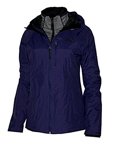 Garnet Womens Jacket - The North Face Women'S Cinder Triclimate 3 In 1 Jacket Garnet Purple (Small)