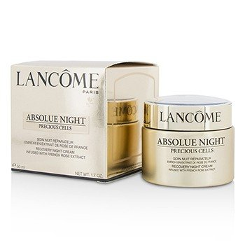 Lancome Absolue Night Precious Cells Recovery Night Cream, 1.7 Ounce ()