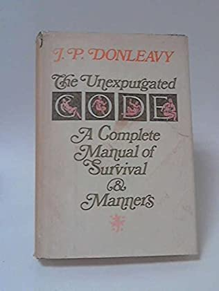 book cover of The Unexpurgated Code
