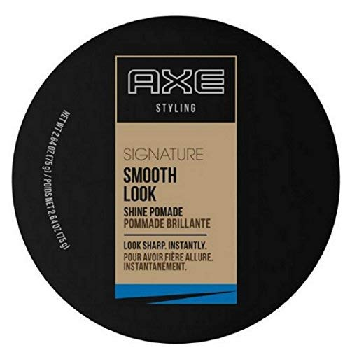 (AXE Styling Smooth Look Shine Pomade 2.64 oz ( Pack of 6))