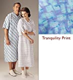 3XL IV Bariatric Patient Gown - Pack of 2