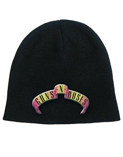 Guns N Roses Beanie Hat Cap Appetite For Destruction Official