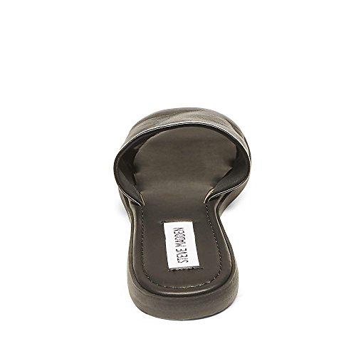 buy cheap finishline Steve Madden Women's Camilla 420 Black Leather buy cheap largest supplier dK3jtq0Fk