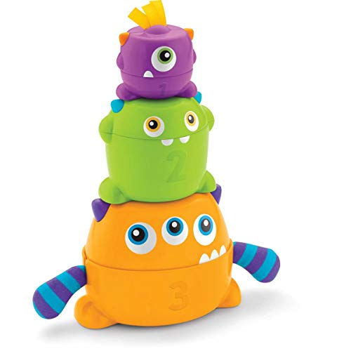 (Fisher-Price Stack & Nest Monsters)