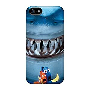 Awesome 3d Finding Nemo Flip Cases With Fashion Design For HTC One M8 Phone Case Cover