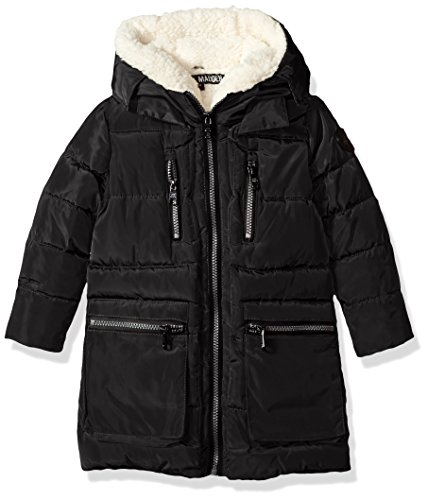 Available More Steve Styles Girls Madden Bubble Black Bubble Long Jacket Jacket 1qnBYTq