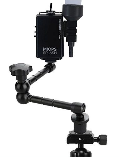 MIOPS Splash Drop Photography Kit for the Perfect Water Drop Photography Experience – Smartphone Controllable (Kit Splash)
