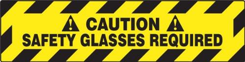 Slip Gard Floor Signs - Accuform PSR274 Slip-Gard Adhesive Vinyl Step-Style Floor Sign, Legend