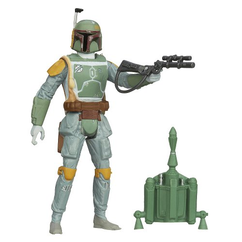 Star Wars Saga Legends Boba Fett Figure