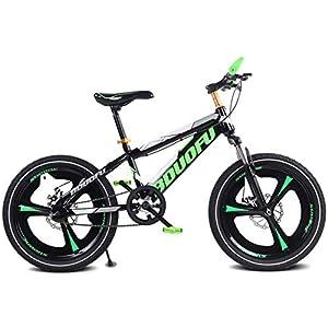 412CcCnU0OL. SS300 TX Mountain Bike per Bambini Lega di Magnesio con Leva del Cambio Ruota A Raggi Ammortizzatore