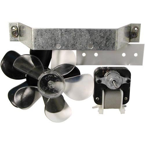 All Points 68-1245 Evaporator / Condenser Motor Kit for Delfield - 115V