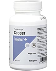 Trophic Copper Chelazome, 90 Count