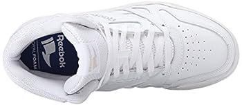 Reebok Men's Royal Bb4500h Xw Fashion Sneaker, Whitesteel, 10.5 4e Us 6