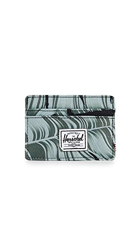 Business card cases products online in the uae abu dhabi dubai herschel supply co mens charlie rfid wallet black palm one size reheart Image collections