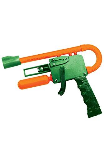 [Green Hornet Gun, Green/Orange, One Size Costume] (The Green Hornet Costume)
