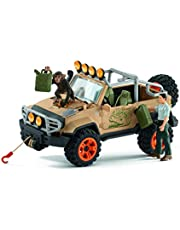 Schleich 4x4 Vehicle with WinchPlaysets