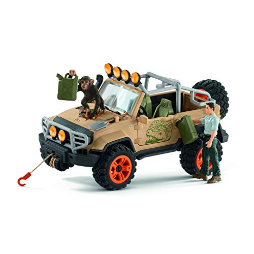 Schleich 4x4 Vehicle with Winch