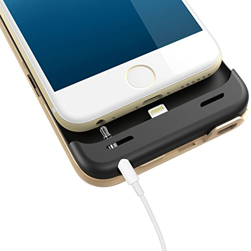 i-Blason UnityPower Custodia per iPhone 6 Plus con batteria intregrata