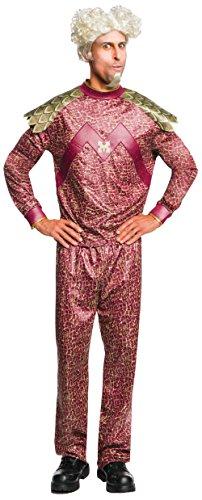 Zoolander Costume Mugatu (Rubie's Men's Zoolander 2 Mugatu Costume and Wig, Multi,)