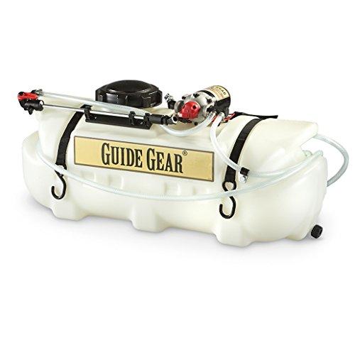 Guide Gear ATV Broadcast and Spot Sprayer 16 Gallon 2.2 GPM 12 Volt