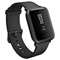 Relogio Xiaomi Amazfit BIP smartwatch para android e IOS - Preto